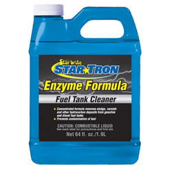 Enzyme Formula Fuel Tank Cleaner, 64 oz.