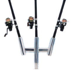 Triple Kite Rod Holder