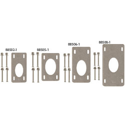Gunnel & Side Mount Backing Plates