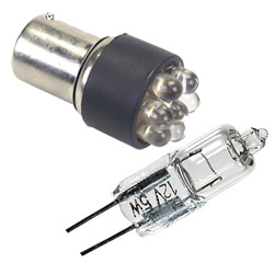 Halogen Replacement Lamps