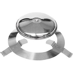 Radiant Burner Plate & Dome for Magma Marine Kettle Gas Grills