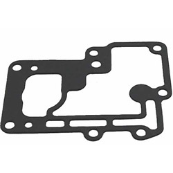 Exhaust Housing Gasket for Johnson/Evinrude Outboard Motors (Qty. 2 of 18-2901)