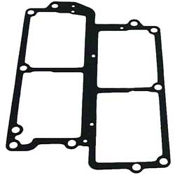 Manifold Crankcase Gasket for Johnson/Evinrude Outboard Motors (Qty. 2 of 18-2867)