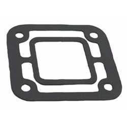 Exhaust Elbow Gasket for OMC Sterndrive/Cobra Stern Drives (Qty. 2 of 18-2875)