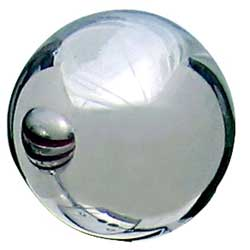 Stainless Steel Smooth Shift Knob