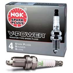 Ngk Spark Plugs V-Power Spark Plug, 6630