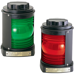1127-Series Red & Green Side Lights