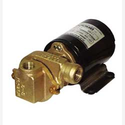Groco Booster Pump, Bronze, 1/2 In/Out