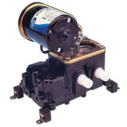 Par Bilge Pump and Motor Assembly, 24VDC