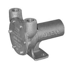 Jabsco Self-Priming Pedestal Impeller Pump, 5-15/16 L x 3-1/2 W x 35/18 H Sale $559.99 SKU: 6621346 ID# 5320-0011 UPC# 671880004084 :