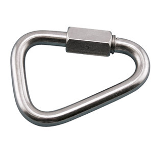 Stainless Steel Delta Quick Link, 1/2""