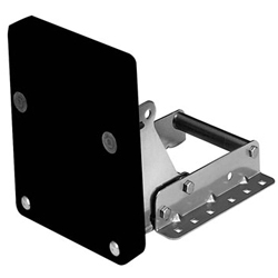 Stationary Outboard Motor Bracket - Horizontal Platform Mount