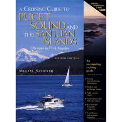 Cruising Guide to Puget Sound, 2nd Edition