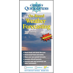 On-Board Weather Forecasting  (Captain's Quick Guides)