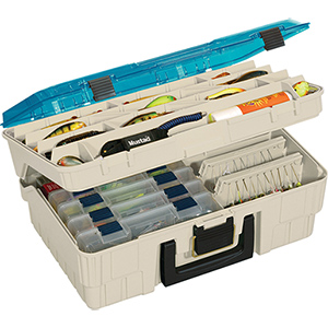 Two-Level Magnum Tackle Box