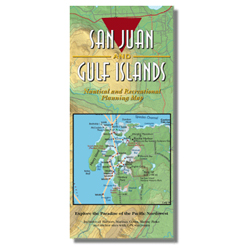 Fine Edge San Juan & Gulf Islands Map Sale $9.95 SKU: 6821516 ID# 1932310088 UPC# 9781932310085 :