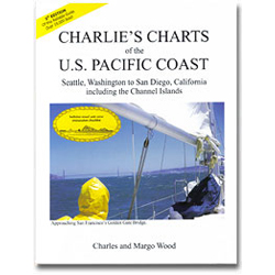 Charlie's Charts of the U.S. Pacific Coast