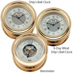 The Anniversary Series Clock & Barometer