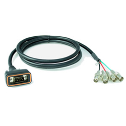 E-Series Video In Cable, Composite x4 (1.5m)