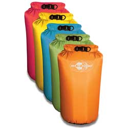 Dry Sacks, Assorted Colors