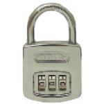 Abus Lock Resettable Combination Lock