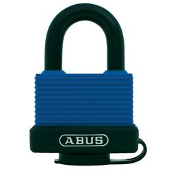 Abus Lock Solid Brass Weatherproof Padlock - Single