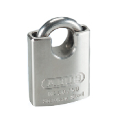 Abus Lock Stainless Steel Padlock