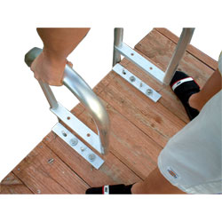 Dock Ladder Quick-Release Kit