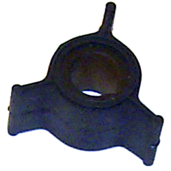 "Impeller - Dia. 1 1/8"",Dpth. 3/4"" - 3 Fins - Neoprene - Segment for Johnson/Evinrude Outboard Motors"