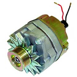 Alternator, 3 Wire, No Core, 68 Amp for Mercruiser Stern Drives