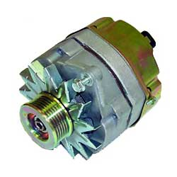 Remanufactured Alternator, 1 Wire, No Core, 68 Amp for Mercruiser Stern Drives