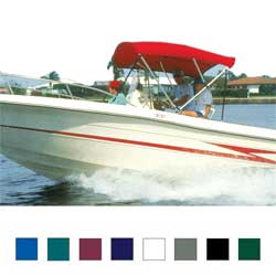 "Full Frame Ultima Bimini Boa Top, 6' x 42"" x 97""-103"""