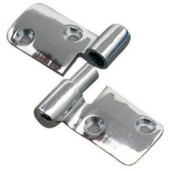 West Marine Right-half Pull-apart Hinge Pair