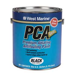 PCA Gold Antifouling Paint with Irgarol