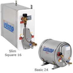 Stainless-Steel Marine Water Heaters