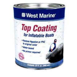 Inflatable Boat Top Coating