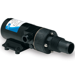 12V Macerator Pump, 16A Draw