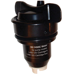 Bilge Pro Replacement Motor Cartridges