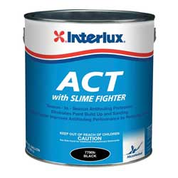Fiberglass Bottomcoat ACT Bottom Paint