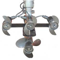 MARINETECH PRODUCTS Navigator 165 Pound Thrust 24 Volts DC ...