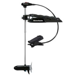 "Tour Series TR82 FB Digital Freshwater Bow-Mount Motor, 82lb. Thrust, 45"" Shaft, 24V"