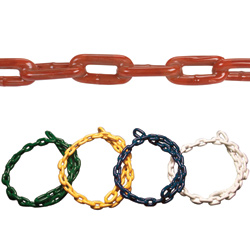 Color-Coated Anchor Chain