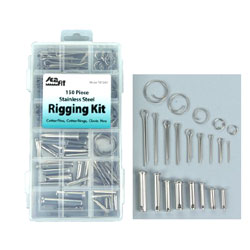 150-Piece Rigging Kit