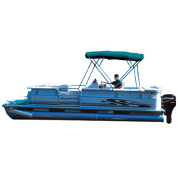 Hot Shot Bimini Pontoon BoaTop Frame