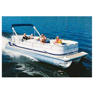 Hot Shot Pontoon Bimini Boots