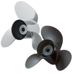 Mercury Outboard One-Piece Propellers