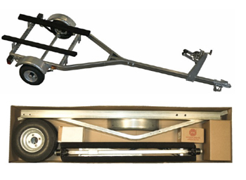 Universal Small-Craft Trailer