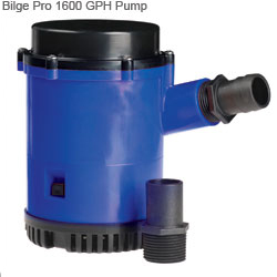 Bilge Pro Pump Accessories