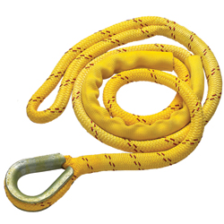 New England Ropes Mooring Pendant, 3/4 x 15', 23,200lb. Breaking Strength Sale $179.99 SKU: 8003642 ID# 539K6-24-00015 UPC# 753963124992 :