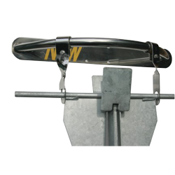 Fluke-Style Anchor Rail Mount